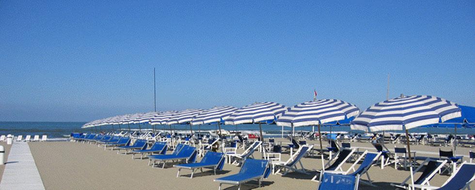 Bagno Mediterraneo Stabilimento balneare Versilia